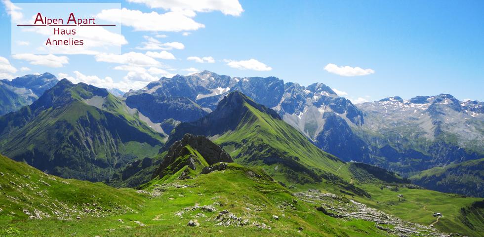Urlaub Alpen Apart Haus Annelies
