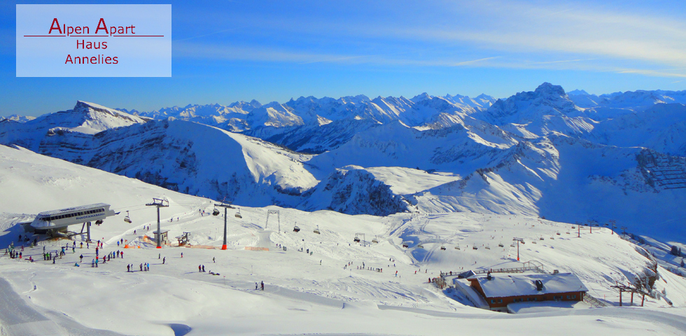 vakantie Alpen Apart Haus Annelies