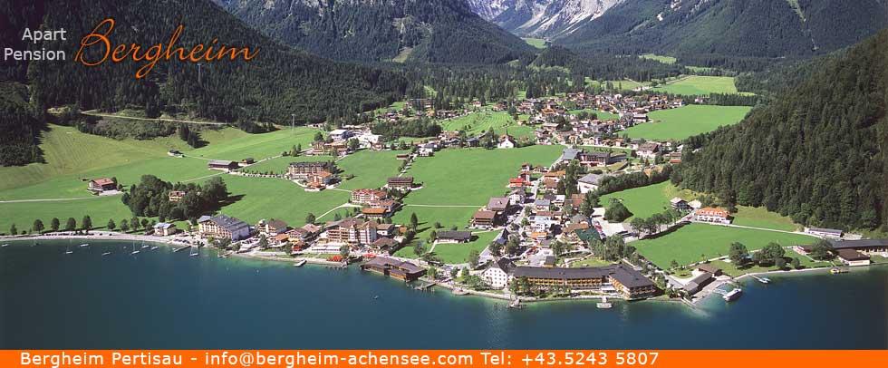 vakantie Apart Bergheim Pertisau