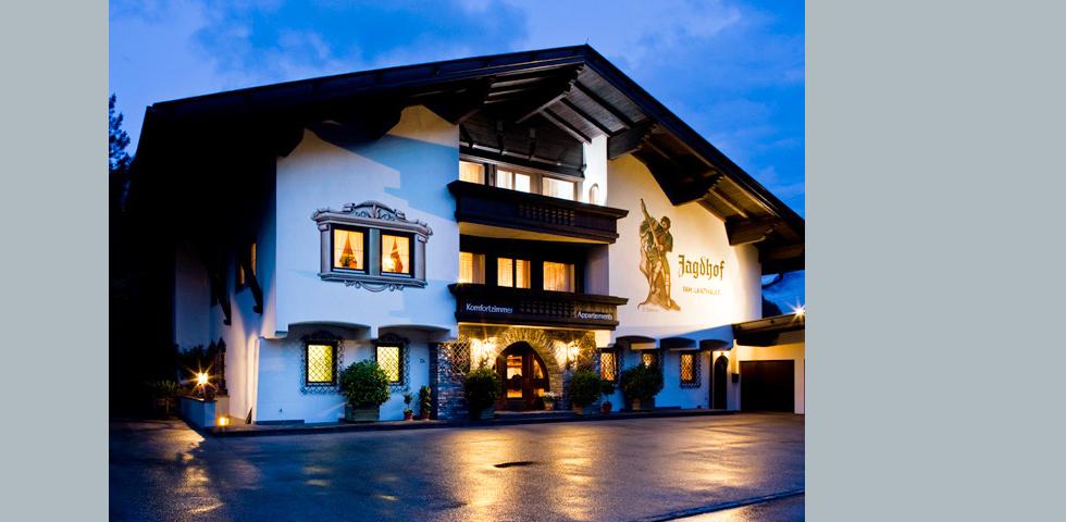 Vacances Jagdhof Hotel Garni