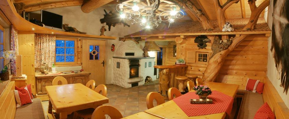 Urlaub Tobadillerhof Kinderbauernhof Pitztal Tirol