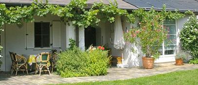 Urlaub Weinlandhaus, Appartements, Vinothek-Familie Gaida