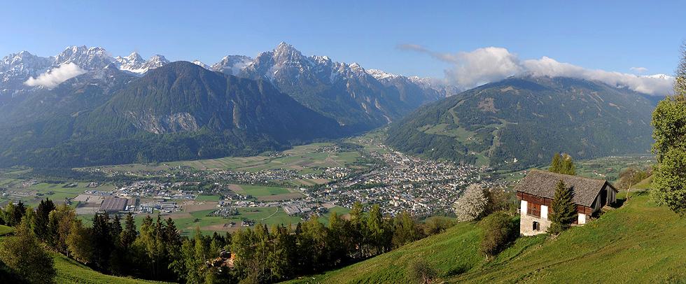 Urlaub Haus Dolomitenblick