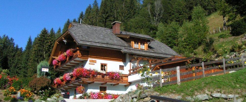 Urlaub Haus Othmar Schabuß