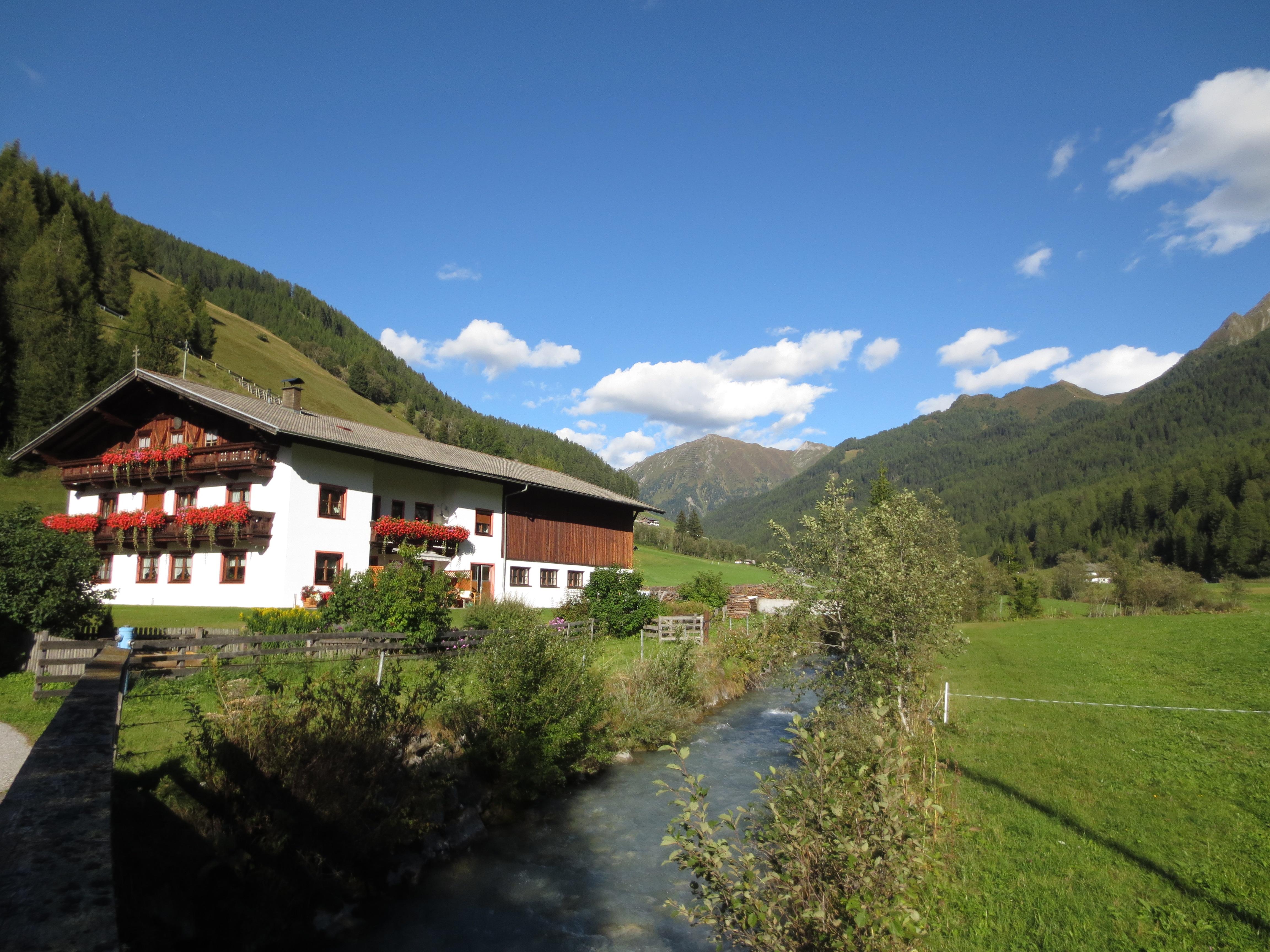 Urlaub Ferienhaus Saxerhof