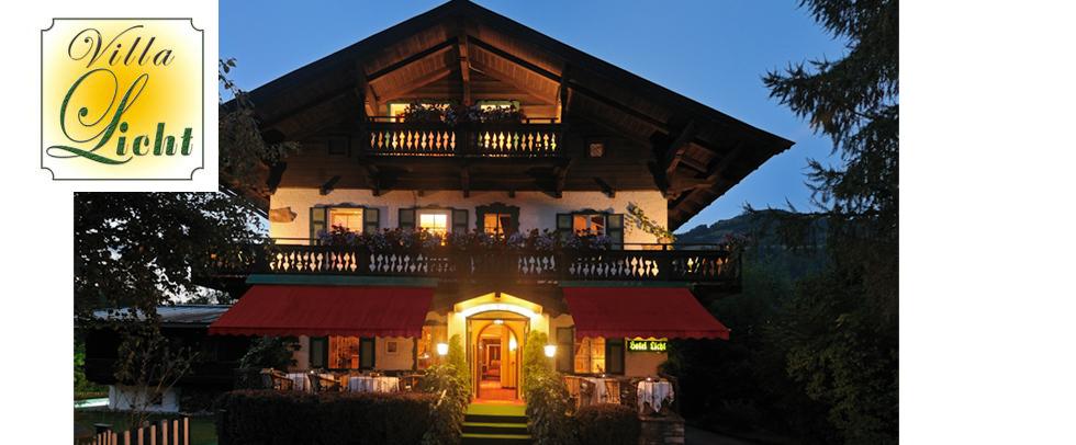 Urlaub Villa Licht