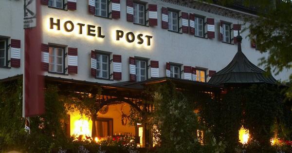 Urlaub Schlosshotel Post Imst
