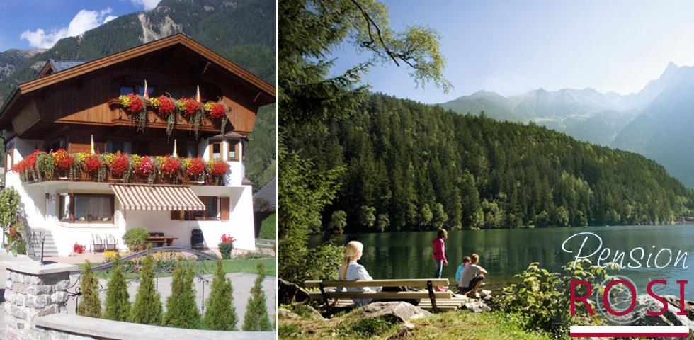 Urlaub Pension Rosi - Umhausen im Ötztal