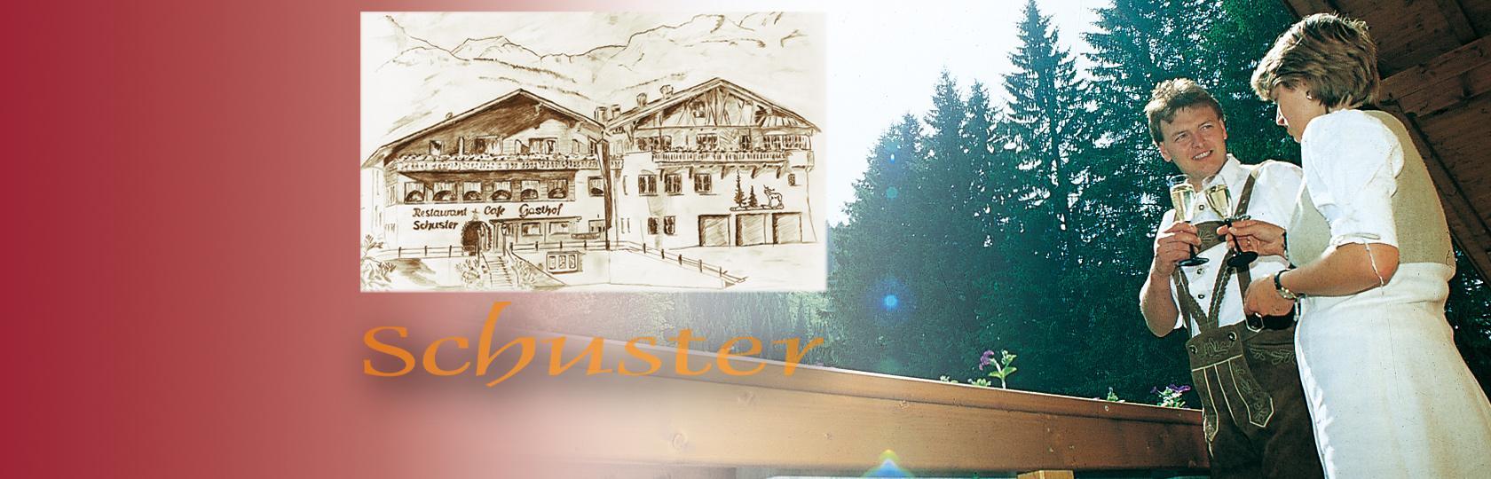 Urlaub *** Landgasthof Schuster