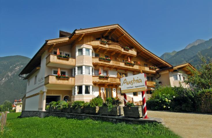 Urlaub Apart Hotel Garni Austria