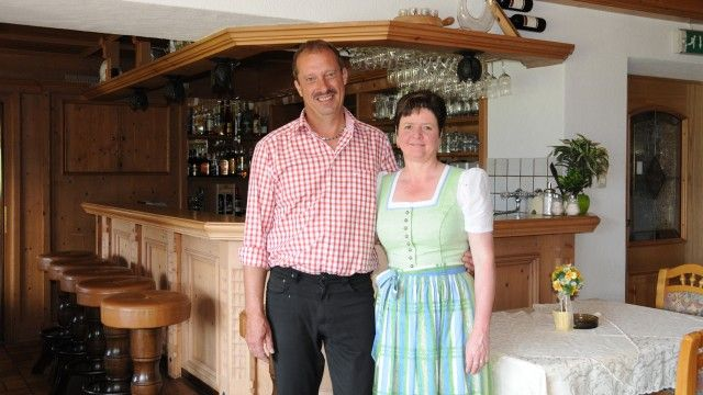 Accommodation Provider  - Gasthof Haaser Brandenberg