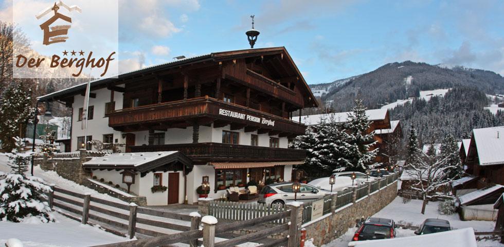 Urlaub Gasthof-Pension Der Berghof