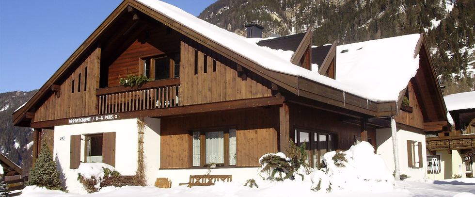 Urlaub Alpin Apart Maurer