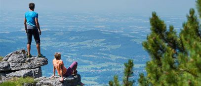 Waldness im Almtal Salzkammergut - Pension Wanderruh Gruenau im Almtal