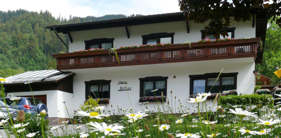 Urlaub Ritter Anni - Haus Ritter