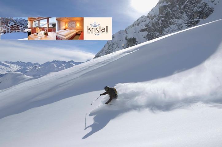 Urlaub Kristall, Hotel