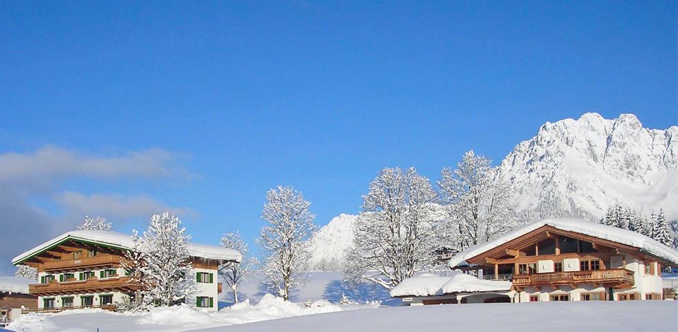 Urlaub Urlaub am Biobauernhof Wilder Kaiser Going Tirol