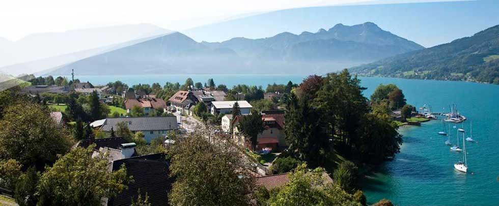 Urlaub Attersee Aktiv Hotel Föttinger