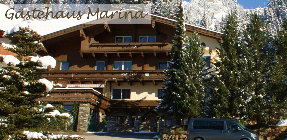 Urlaub Pension Marina