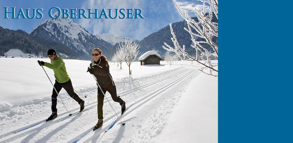 Urlaub Oberhauser Erni - Haus Oberhauser