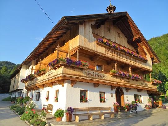 Urlaub Oberhaslachhof