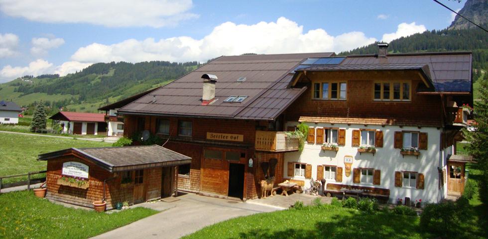 Urlaub Zettlerhof