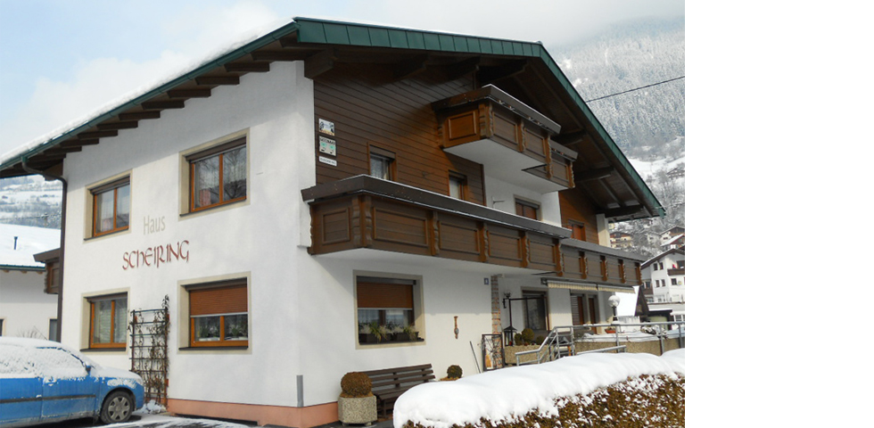 vakantie Haus Scheiring