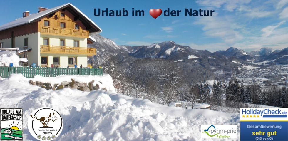 Dovolená Highlights im Winterurlaub