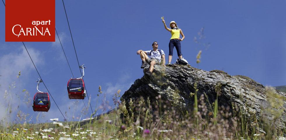 Urlaub Apart Carina - Fiss - Tirol