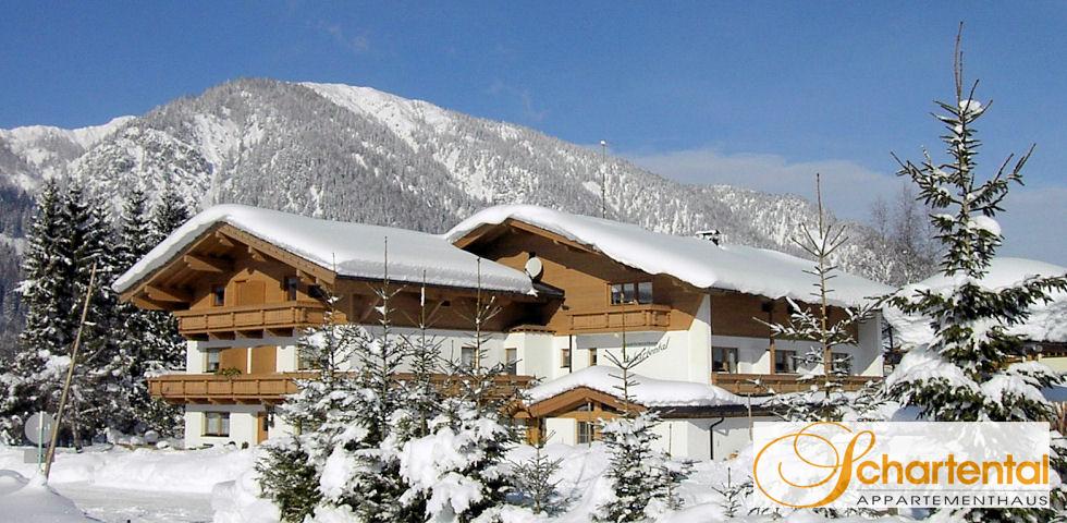 Urlaub Apartmenthaus Schartental - Pillersee