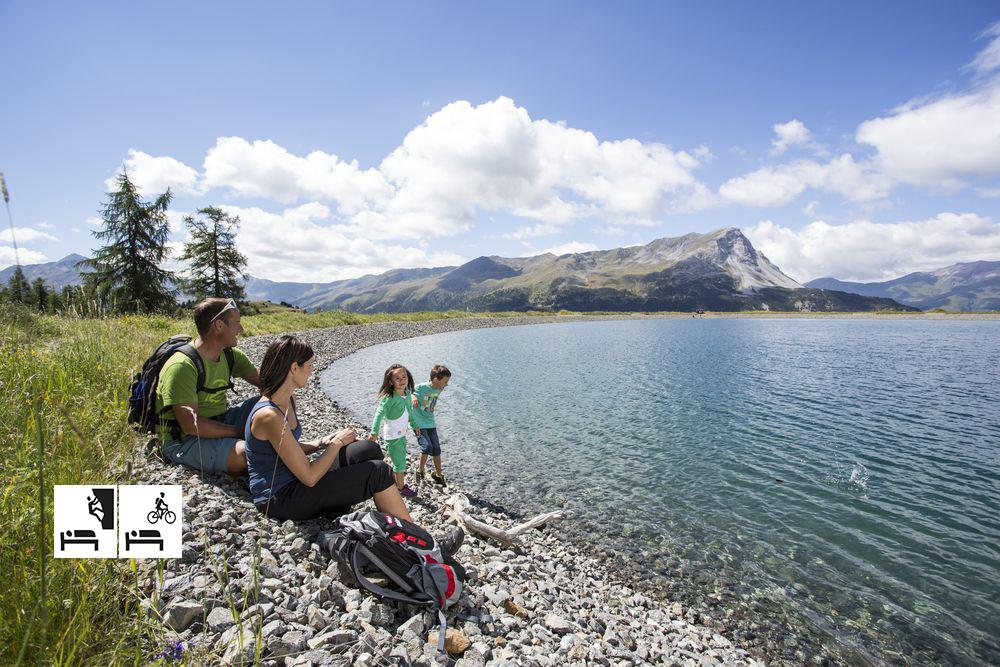 Urlaub Apart Bauernhof ROSENHOF Nauders Reschenpass Tirol
