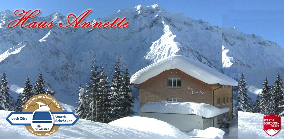 Urlaub Haus Annette