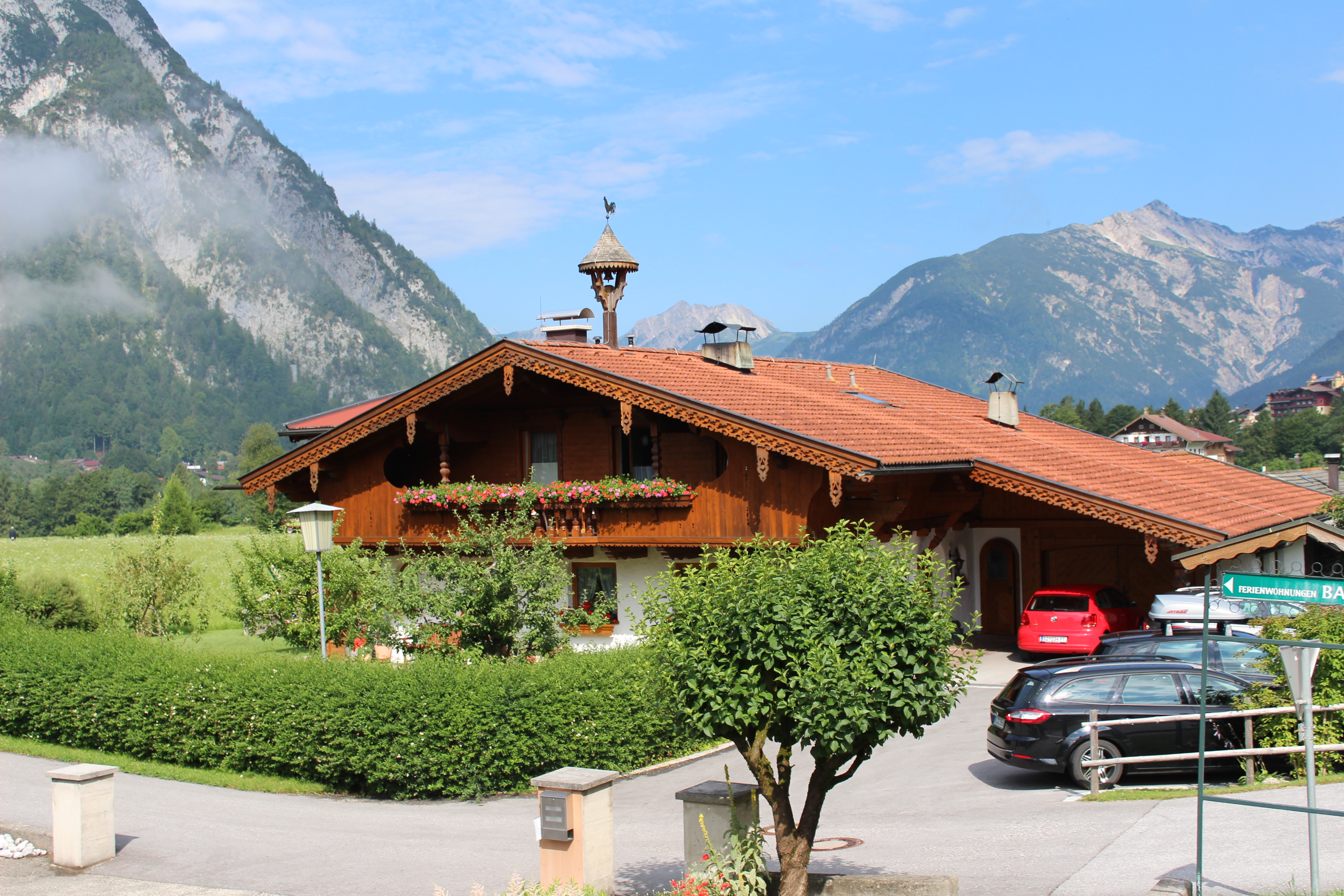 Vacances Appartements Landhaus Schwaninger
