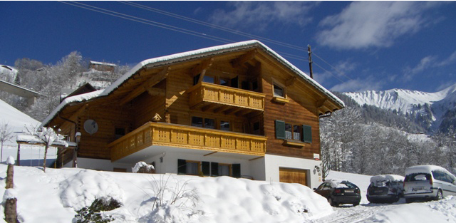 Urlaub Haus Bergblick