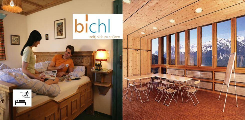 Urlaub Gästehäuser-Appartements Bichl