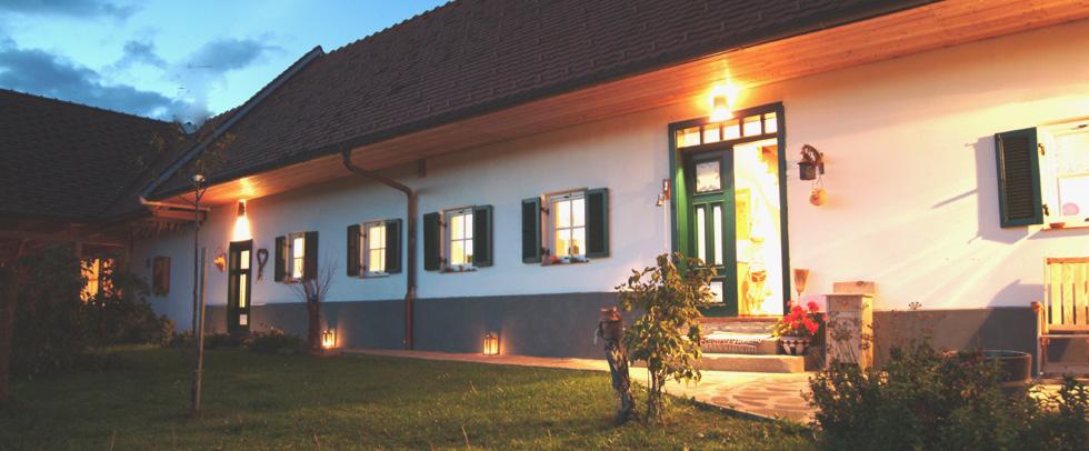 Urlaub Auersbach Sonnenhaus Grandl