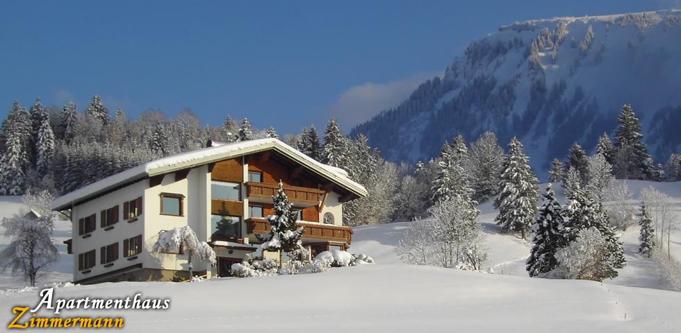 Urlaub Apartmenthaus Zimmermann
