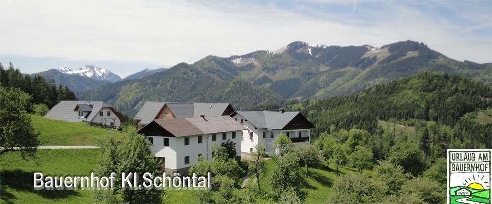 Urlaub Klein Schöntal