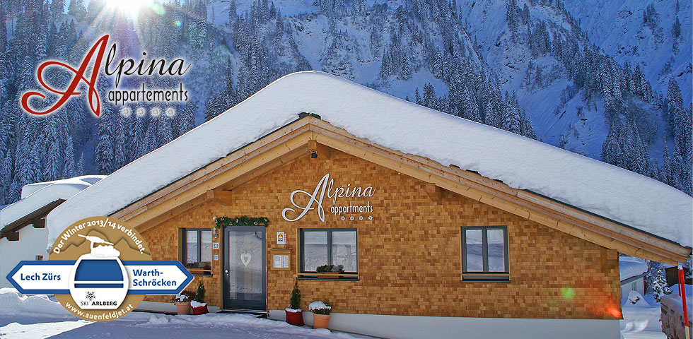 Holidays Alpina Appartements