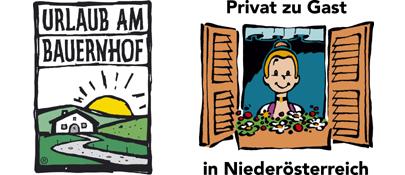 Logo Uab-Betriebe und Privatzimmer - WILLKOMMEN BEIM GAESTERING DONAU IN NOE