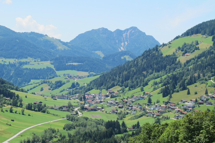 Hintertiefentalhof in Oberau - Wildschnau | Wildschnau
