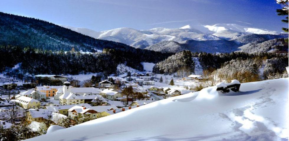 Urlaub St. Aegyd am Neuwalde