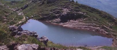 Blauer See Damuels - Damuels Vorarlberg