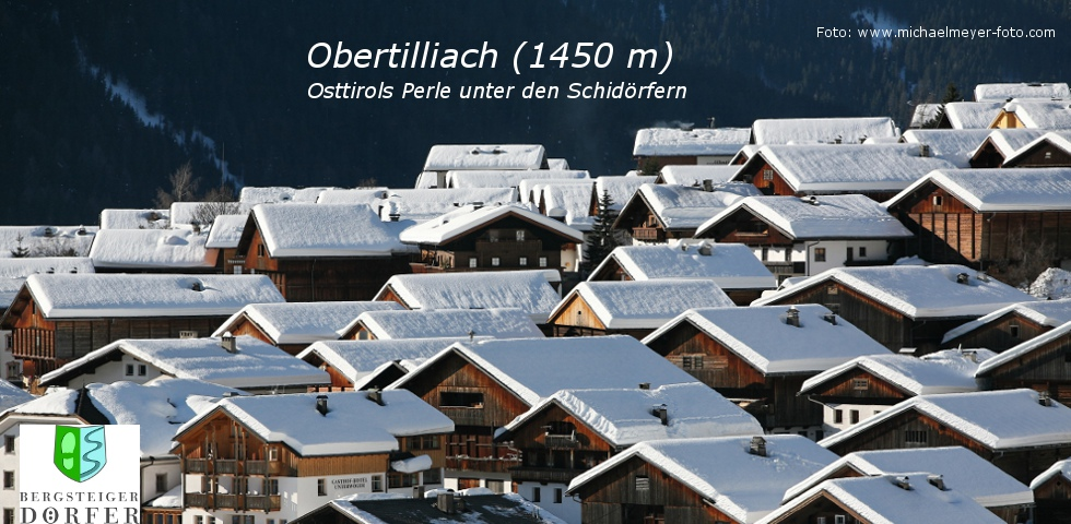 Urlaub Obertilliach