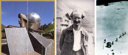 Auguste Piccard - Obergurgl-Hochgurgl Tirol