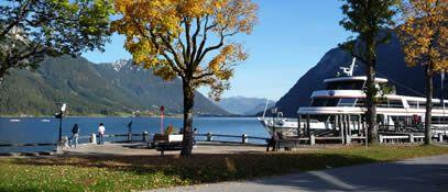 Achensee ship company - Pertisau  am  Achensee Tirol