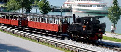 Achenseebahn - Pertisau am Achensee Tirol