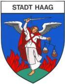 Wappen Stadt Haag - Haag Niederoesterreich