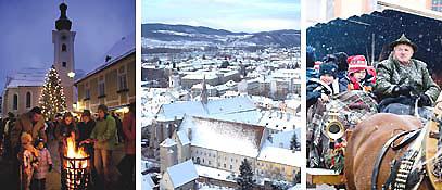 Krems at the Danube Homepage Image # - Krems Lower Austria