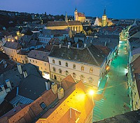 nightlife of Krems - Krems Lower Austria
